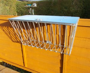 Hook-on rack  with Lid   558mm ( 22in)